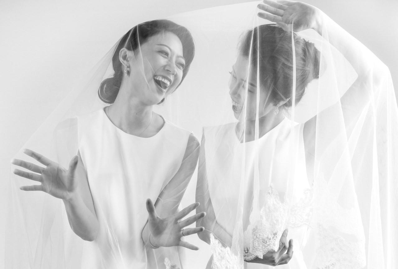 [高雄]少婦的閨密婚紗x隨興人像攝影創作-愛妒婚紗造型新秘Ketrina 攝影師陳柏為 高雄新秘推薦 @美食好芃友