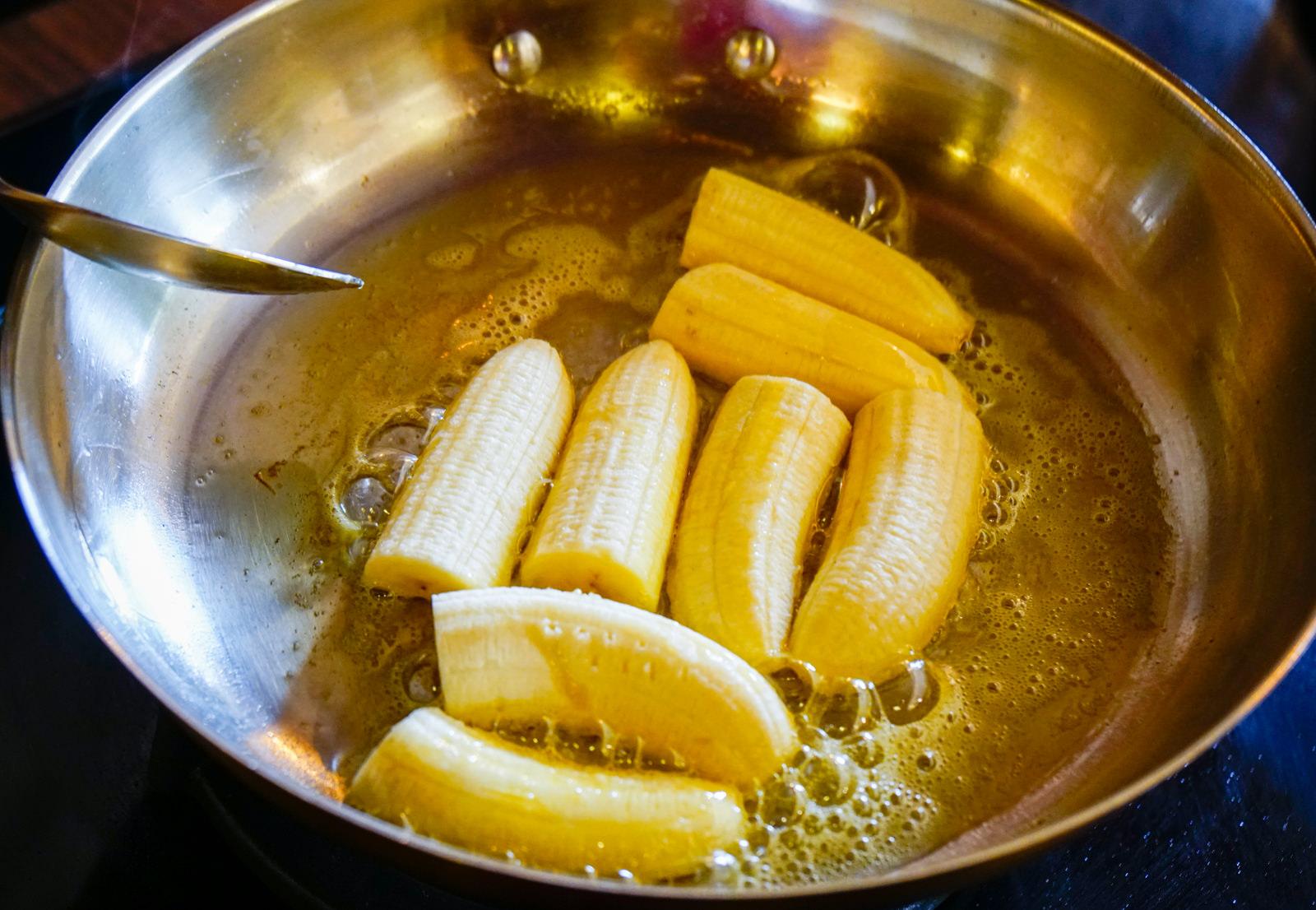 [高雄]Flambe法式桌邊烹調甜點-桌邊火焰法式甜點! 華麗的視覺與味覺饗宴 高雄下午茶推薦 @美食好芃友
