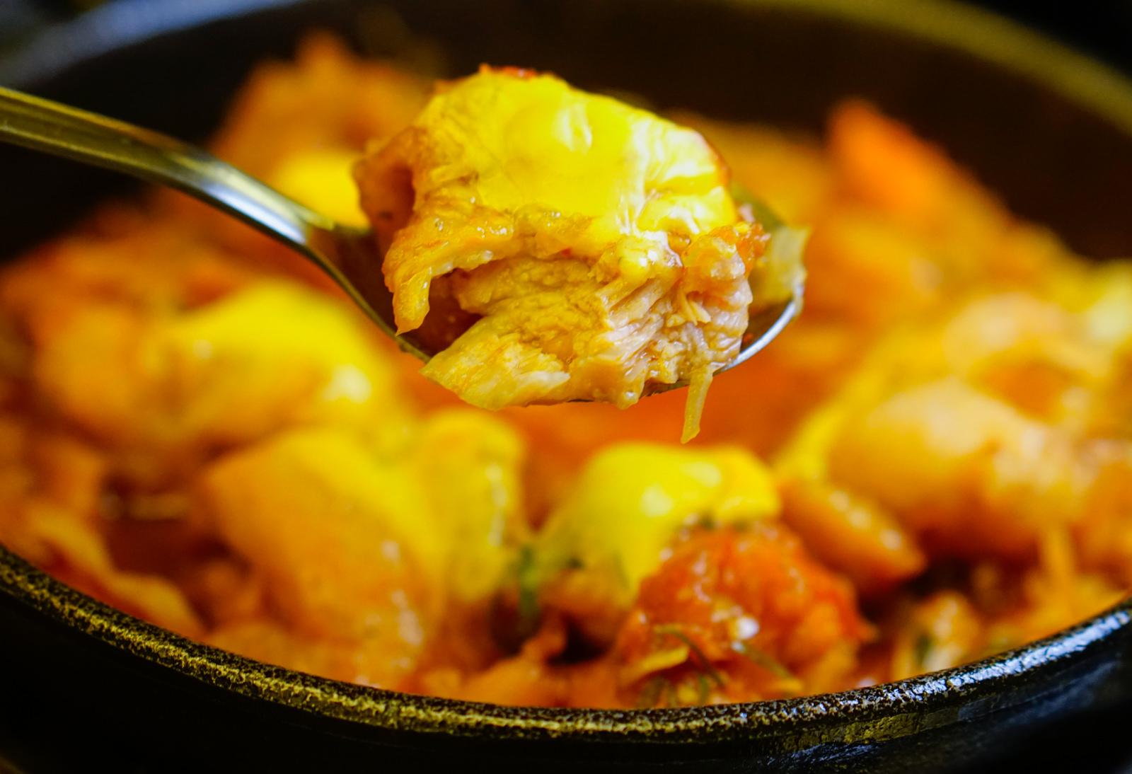 [高雄]黃鵲.食料研製所-難以抗拒!美味起司番茄雞肉燒 超平價日式料理 鳳山美食餐廳推薦 @美食好芃友