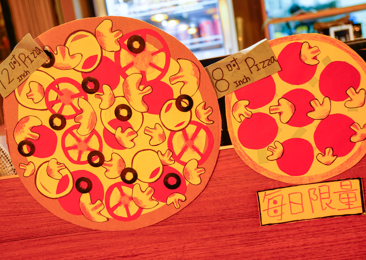 [高雄]Pizza Rock(高雄店)-老外超愛!義式薄餅皮pizza! 好吃不貴聚餐選擇 高雄pizza推薦 @美食好芃友