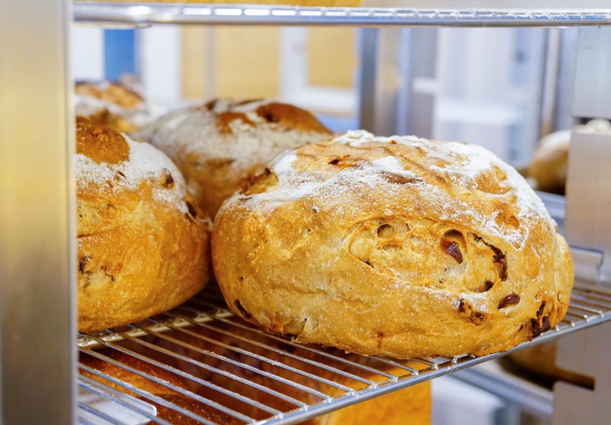 [高雄]貝詩客Basic手感烘焙-感動味蕾!天然酵母手感麵包 不添加的自然原味 高雄麵包店推薦 @美食好芃友
