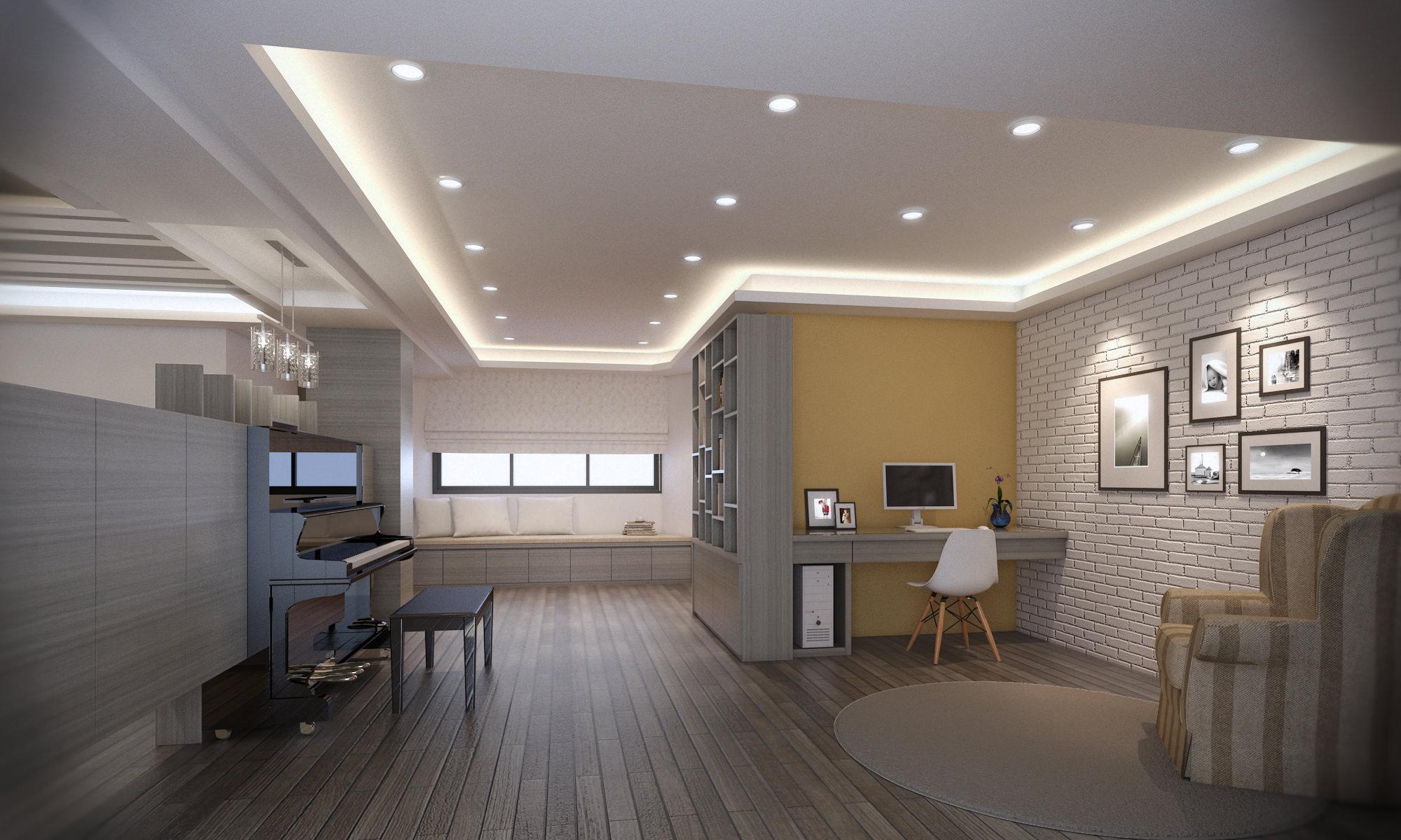 [家居]宗霖建築設計-現代實用家居美學!醫院工程、商業商辦、住家室內規劃 高雄室內設計推薦 @美食好芃友