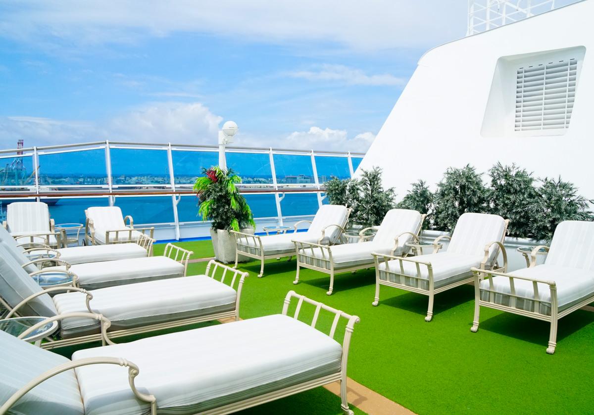 [高雄旅遊]公主遊輪藍寶石公主號-一生該有一次的海上奢華體驗! 來高雄搭遊輪 遊輪旅遊推薦 @美食好芃友
