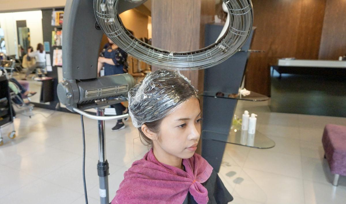 [美髮]ART101美髮沙龍(中正旗艦店)-高雄剪髮推薦!阿桑變少女的髮型改造 專業親切美髮服務 @美食好芃友
