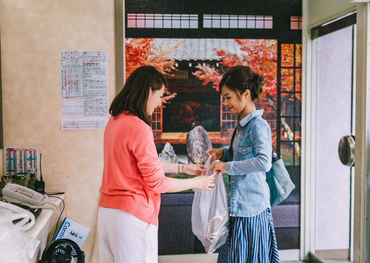 [京都和服體驗]夢館和服!讓人超滿意的東福寺外拍攝影方案 穿著和服漫步京都 京都和服外拍推薦 @美食好芃友