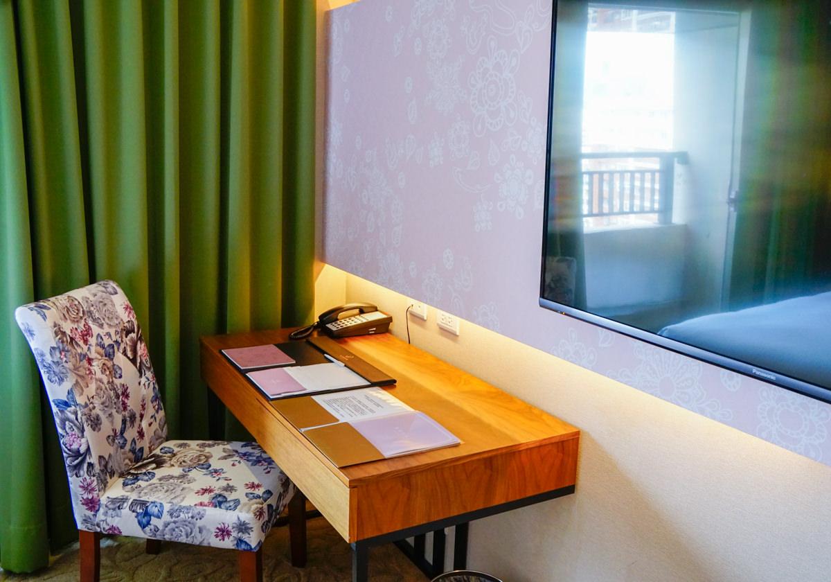 [台中住宿推薦]愛麗絲國際大飯店-近勤美綠園道質感商務旅店! 十分鐘到台中火車站 @美食好芃友