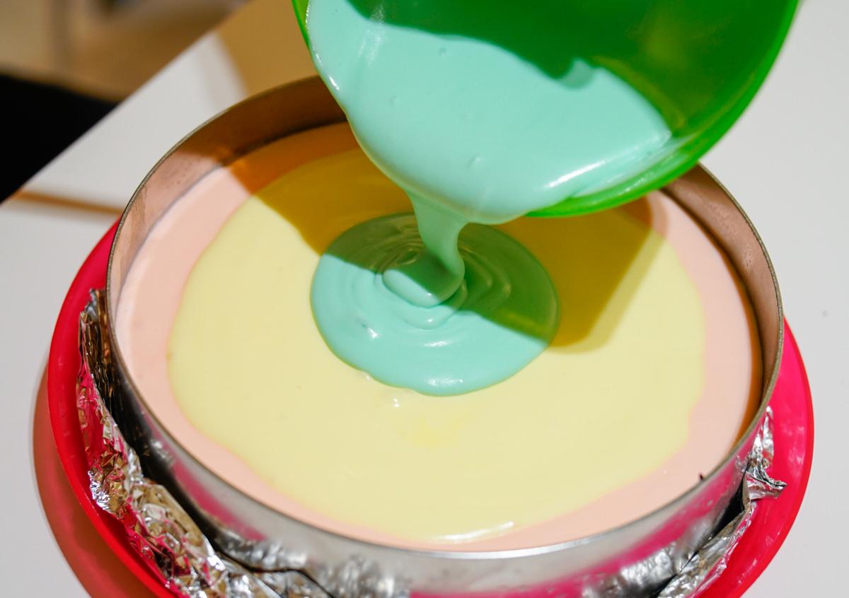 [高雄]甜點工廠-甜點教室輕鬆做夢幻彩虹乳酪蛋糕(已歇業) @美食好芃友