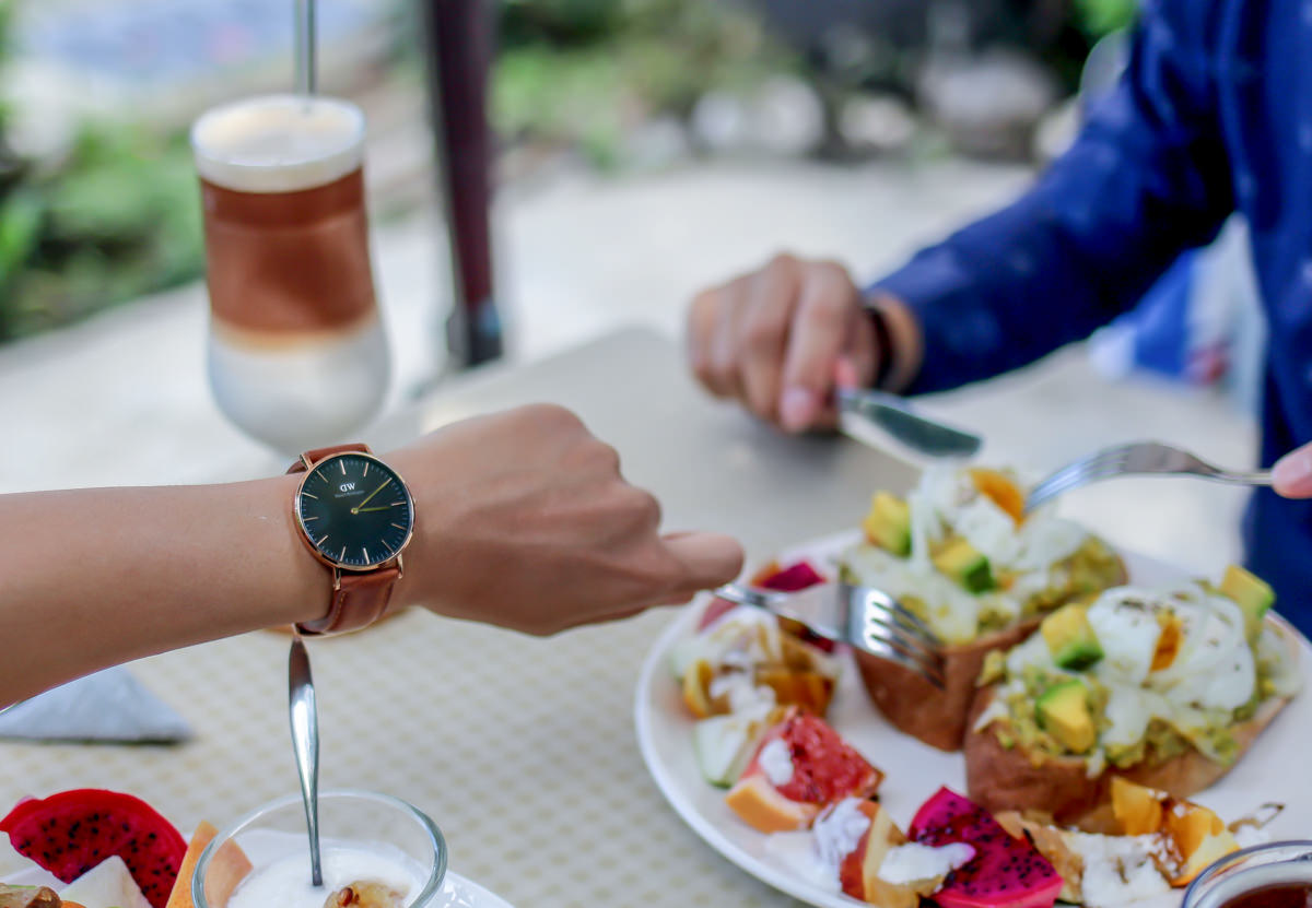 [DW錶開箱]2021DW折扣碼~DW手錶官網輸入94dwla打85折!情侶必入手對錶 @美食好芃友