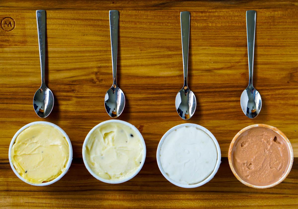 [宅配美食]荷花軒手工冰淇淋-小琉球賣翻天! 天然不添加的冰涼美味 @美食好芃友