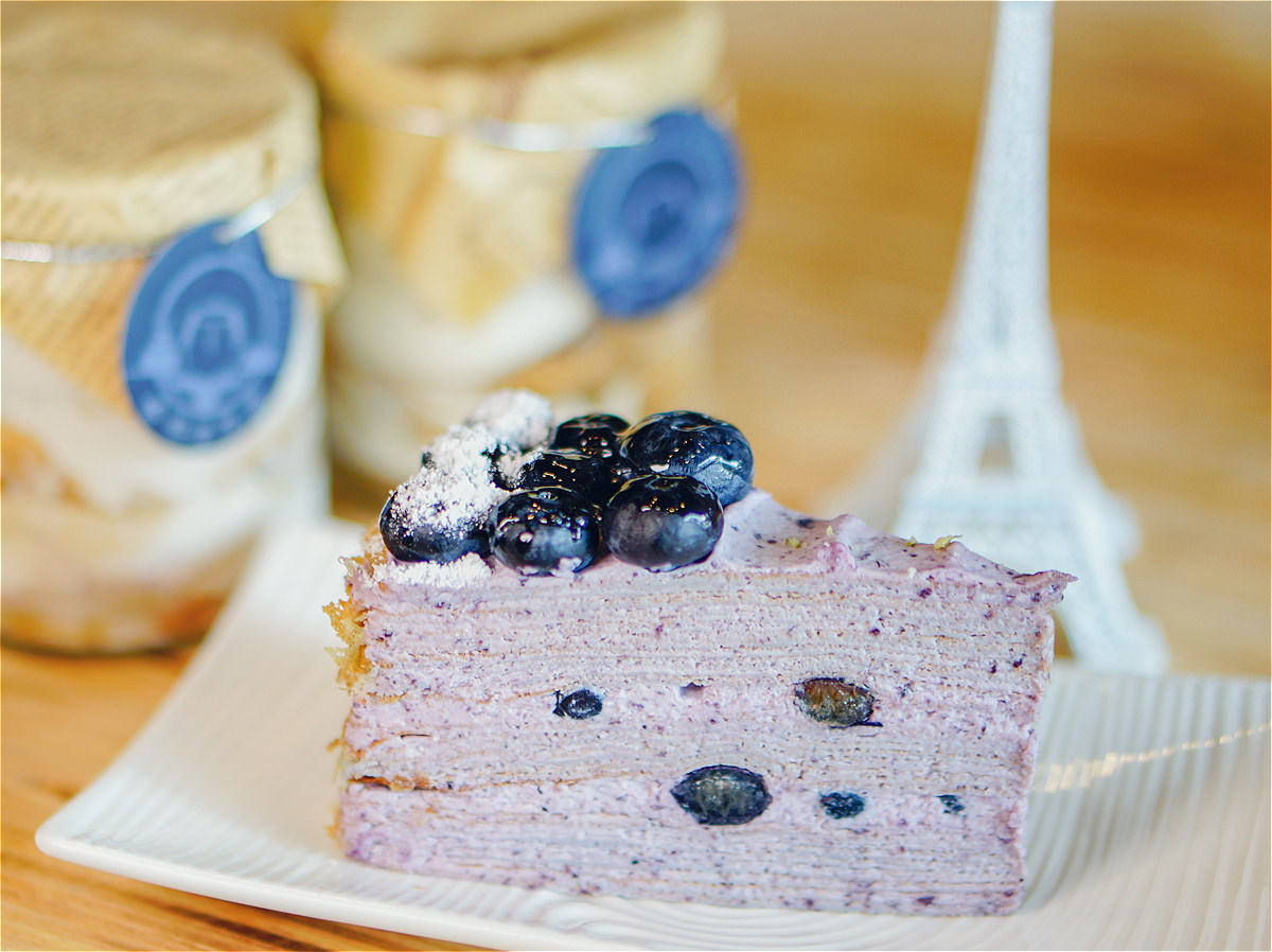 [高雄下午茶推薦]木木江鳥衣谷-網路賣到店面的火紅創意千層蛋糕! @美食好芃友