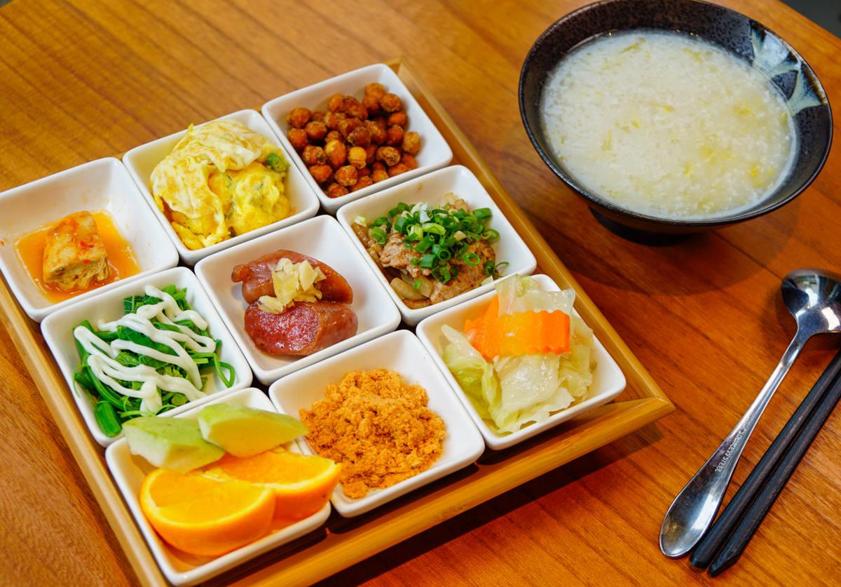 [高雄早午餐推薦]七二食事-平價創意手作早午餐!豐富時尚九宮格 @美食好芃友