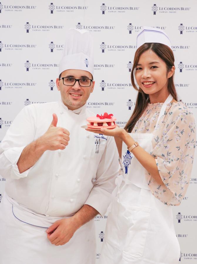 [高雄]Le Cordon Bleu Kaohsiung Campus 藍帶國際高雄校區-頂級西餐料理體驗課 專業外籍師資指導 高雄料理課程推薦 @美食好芃友