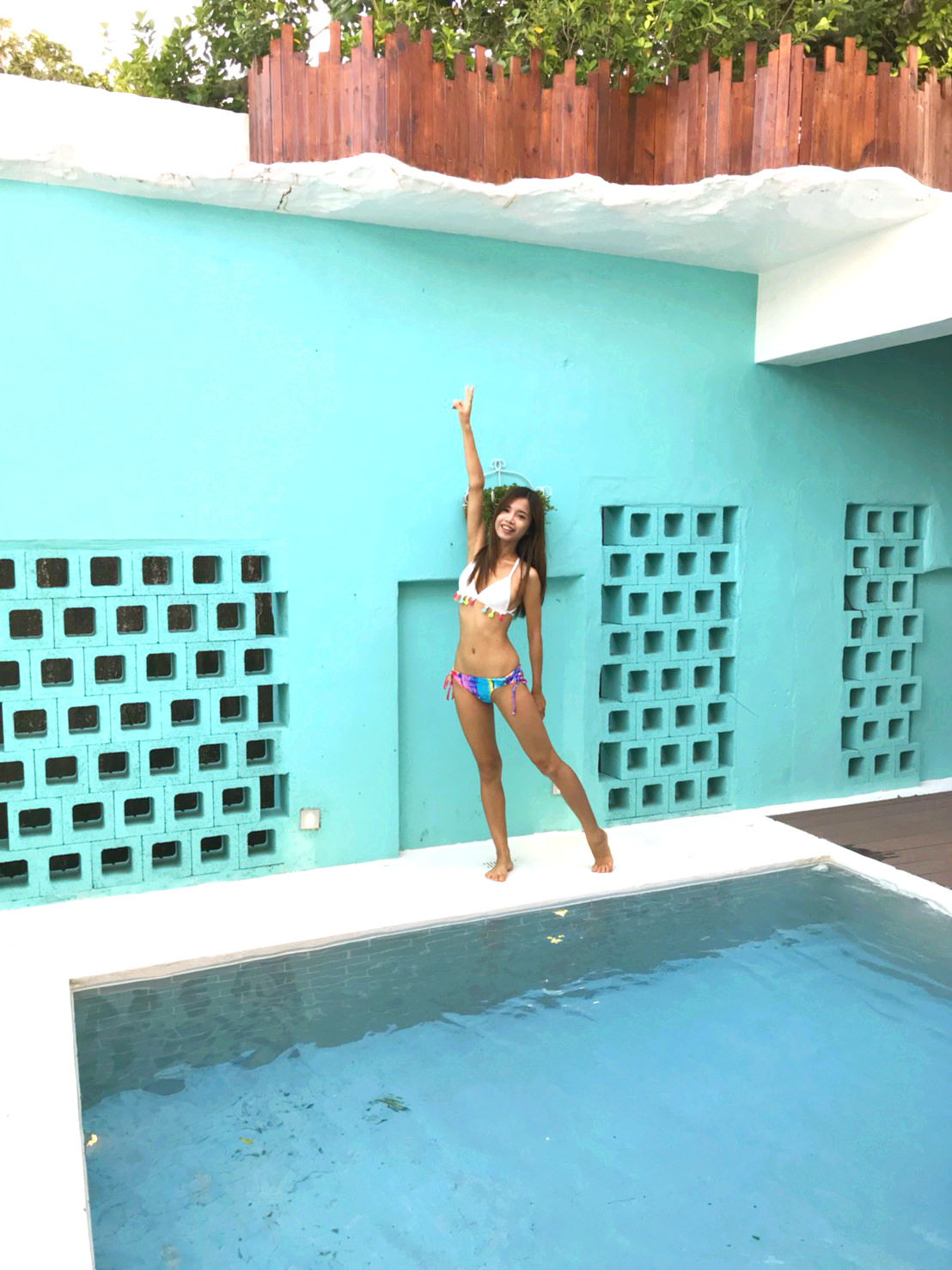[墾丁住宿推薦]曲境Villa Windingland-獨享泳池質感Villa!恆春古城旁小秘境 @美食好芃友