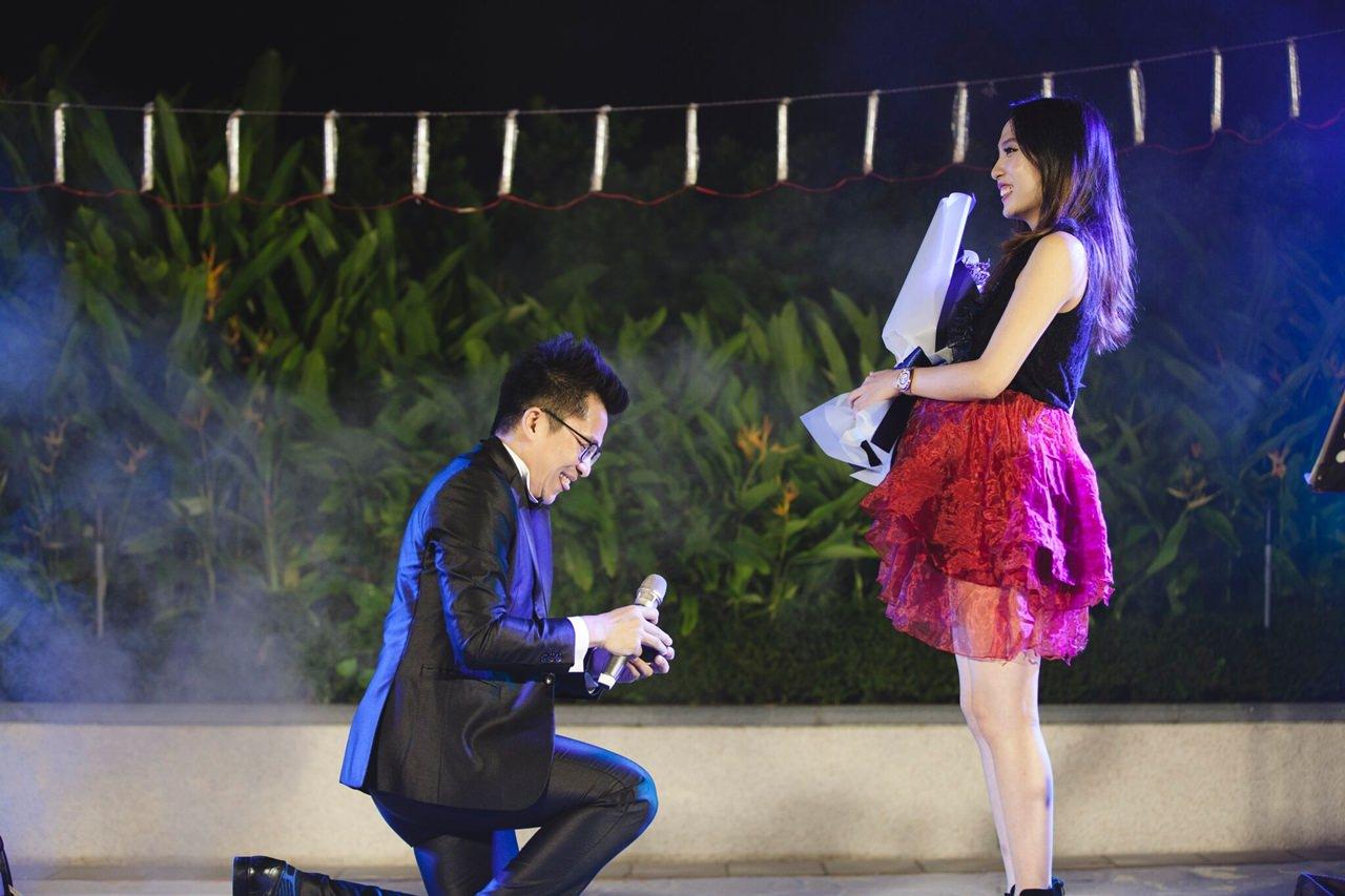 [台南]台南大員皇冠假日酒店婚禮體驗日-華麗的美女與野獸主題 @美食好芃友