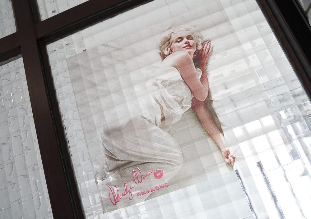[台中住宿推薦]1969藍天飯店-熱門限定瑪麗蓮夢露主題客房!國際網美超愛的華麗復古工業風旅店 @美食好芃友
