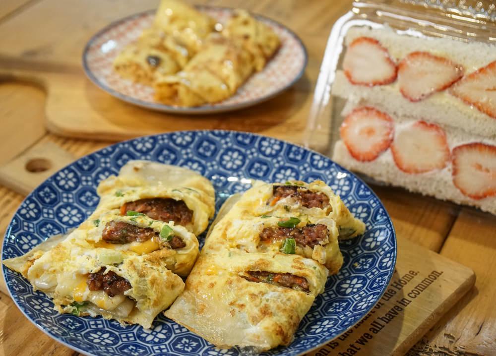 [高雄早餐推薦]TowZa 1989-銅板價好吃粉漿蛋餅專賣~樹德家商對面熱門早餐店 @美食好芃友