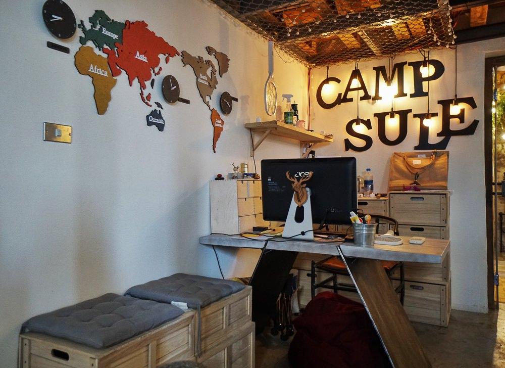 [墾丁住宿]信用/帳Campsule Hostel-來墾丁住室內帳篷!?全台最酷單人帳篷青年旅舍! @美食好芃友