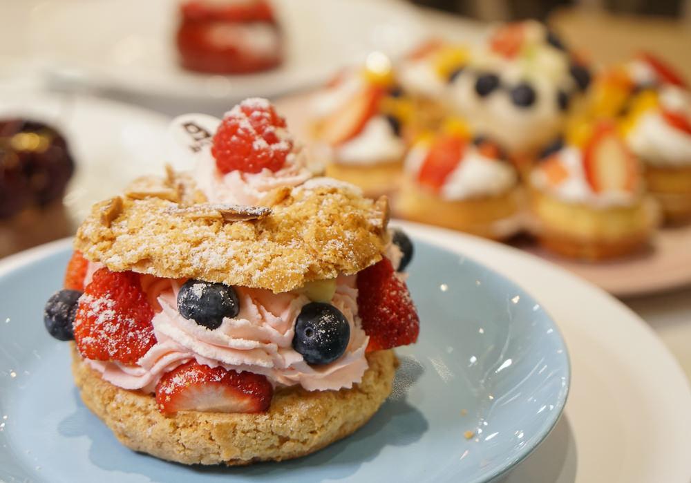 [高雄]Hovii Cafe-IG網美最愛!好美好吃又好拍的浪漫質感約會餐廳 @美食好芃友