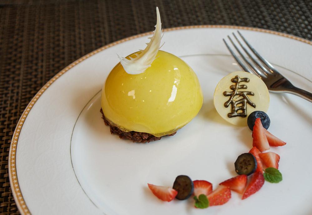 [高雄]奇可小廚CHIC CAFÉ-夢幻藍色莊園享西式海陸年菜 @美食好芃友
