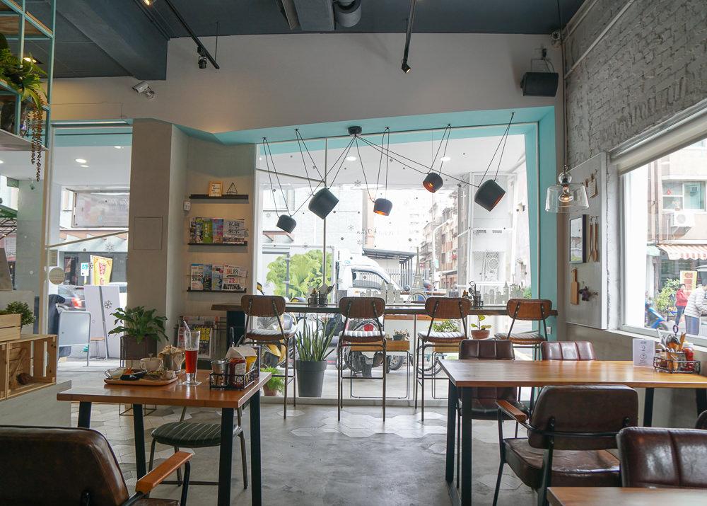 [高雄早午餐推薦]晨嬉matinee-後驛站附近的清新風白色小屋歐式早午餐! @美食好芃友
