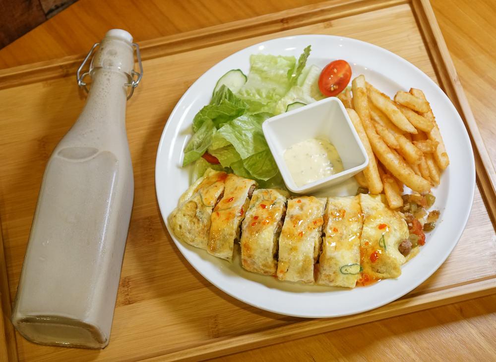 [高雄]蠻頭中西式早午餐Manto Kitchen-最唯美創意手工饅頭!平價美味早午餐選擇 @美食好芃友