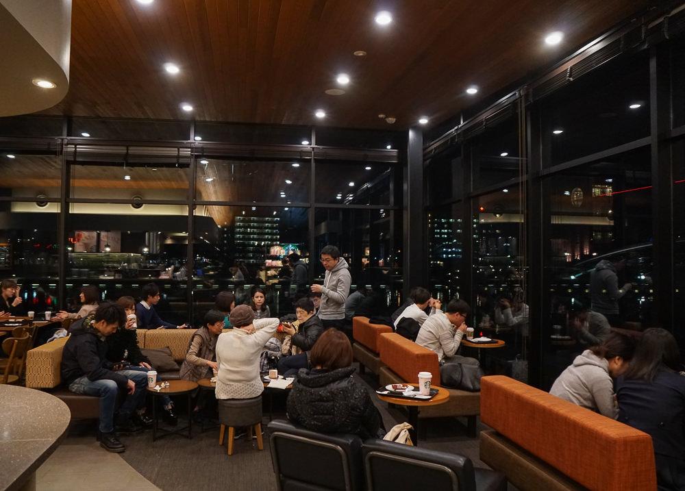 [北陸富山旅遊]星巴克咖啡(環水公園店)–世界最美星巴克 @美食好芃友