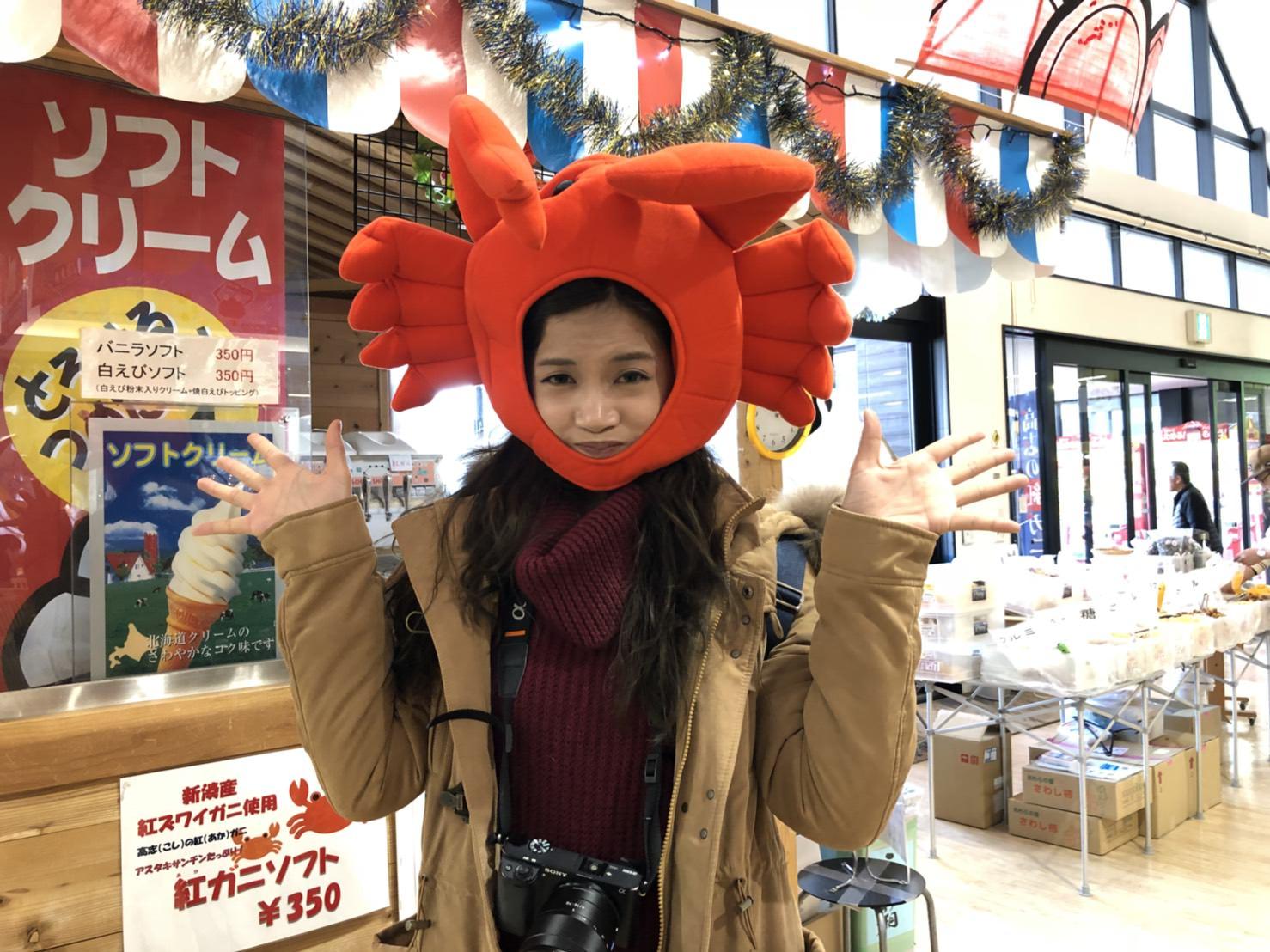 [北陸富山旅遊]新湊きっときと市場-大吃富山灣新鮮海味!便宜大螃蟹不可錯過 @美食好芃友