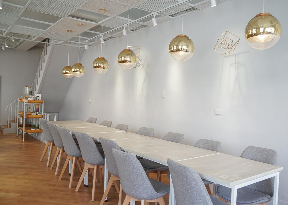 [高雄下午茶推薦]Tffc食旅漫味咖啡-純白風好拍空間!浪漫雲朵甜點下午茶 @美食好芃友
