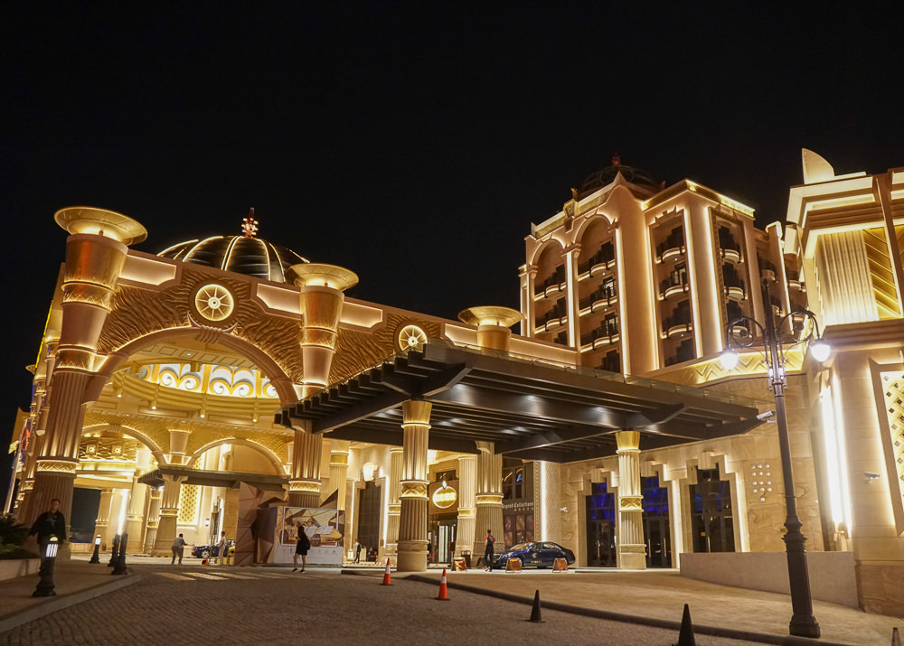 [澳門酒店推薦]澳門勵宮酒店Legend Palace-海上金色皇宮!無敵海景房不可錯過 @美食好芃友