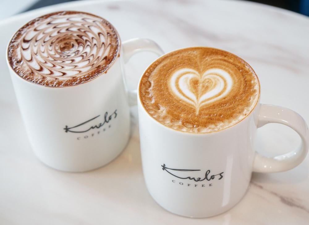[高雄巨蛋美食]酷多思kudos coffee-質感歐美風閱讀空間x美味下午茶輕食甜點 @美食好芃友
