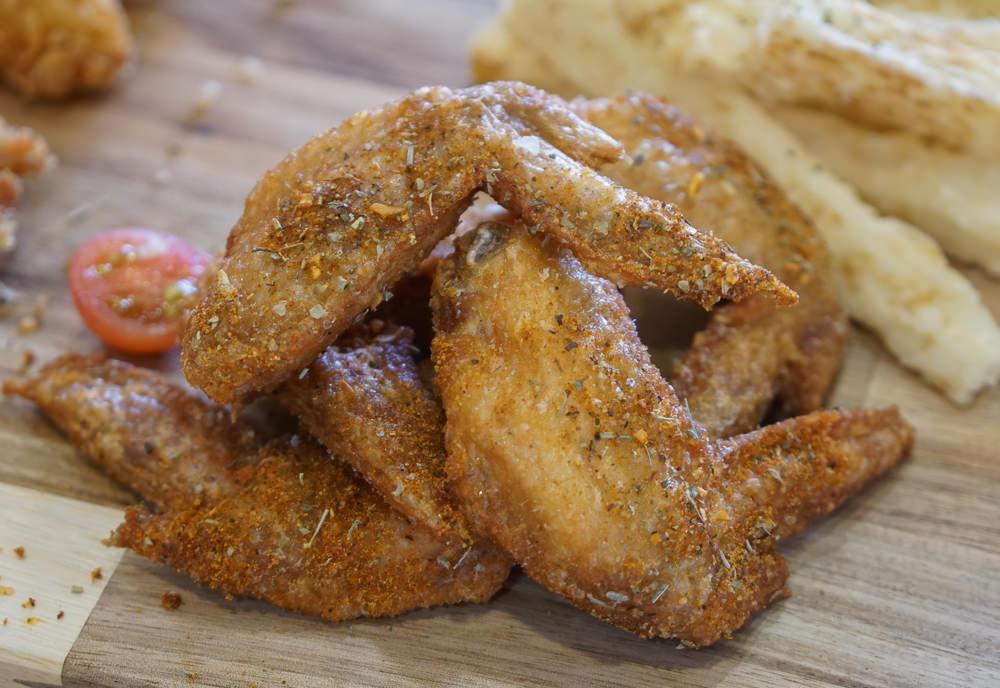 [高雄三多商圈美食]天使餐坊-超大雞腿排青醬燉飯!高C/P值義式料理 @美食好芃友