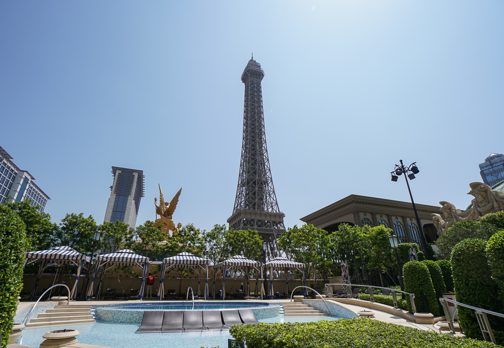 [澳門住宿推薦]澳門巴黎人-必看澳門巴黎鐵塔燈光秀!體驗花都巴黎極致華麗 @美食好芃友