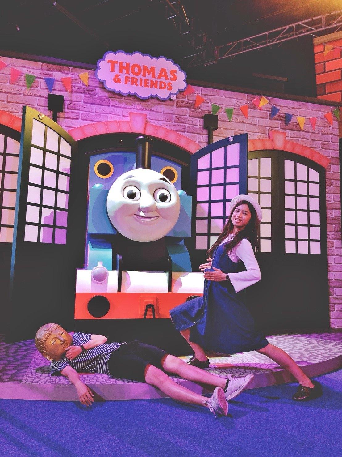 [澳門早餐推薦]Thomas & The Little Big Club 群星嘉年華-卡通人物動感歌舞~超推薦親子行程(現已改為下午茶派對) @美食好芃友