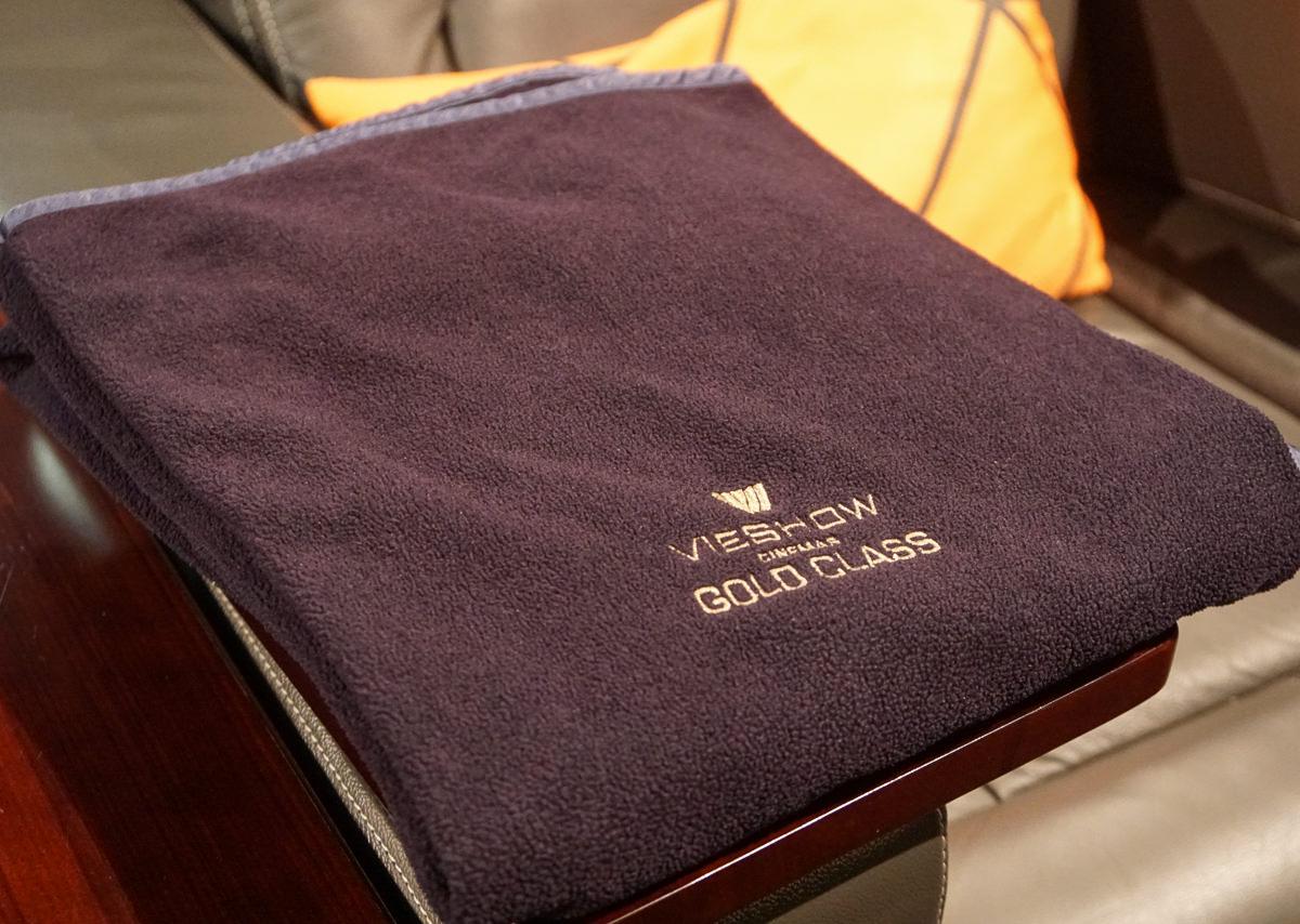 [高雄]大遠百威秀影城GOLD CLASS頂級影廳-可躺著看電影的頭等艙影廳!專屬VIP服務x精緻餐點 @美食好芃友