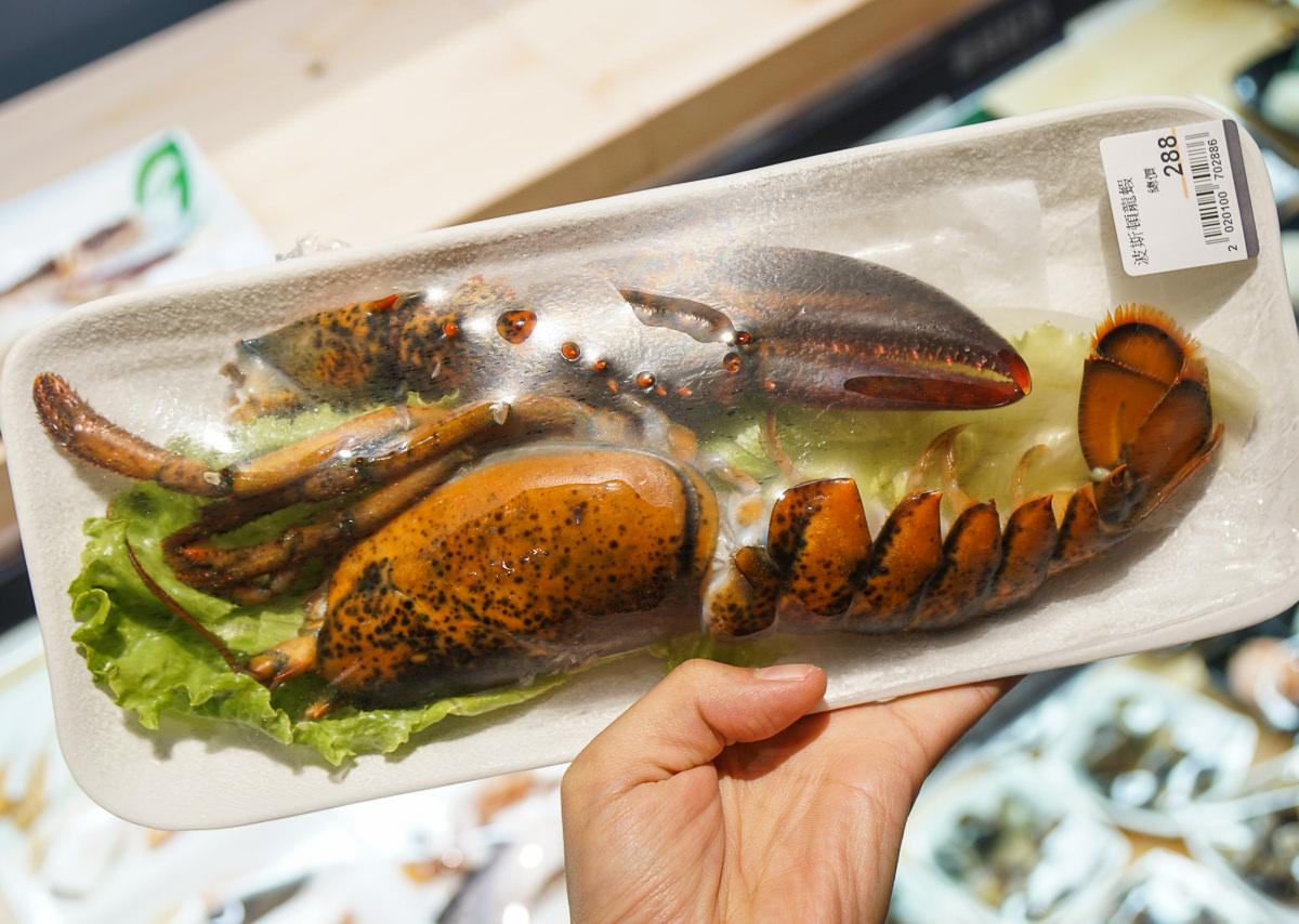 [高雄]祥富水產沙茶火鍋超市-結合生鮮超市的超潮火鍋吃法~平價爽吃海鮮和肉肉 @美食好芃友