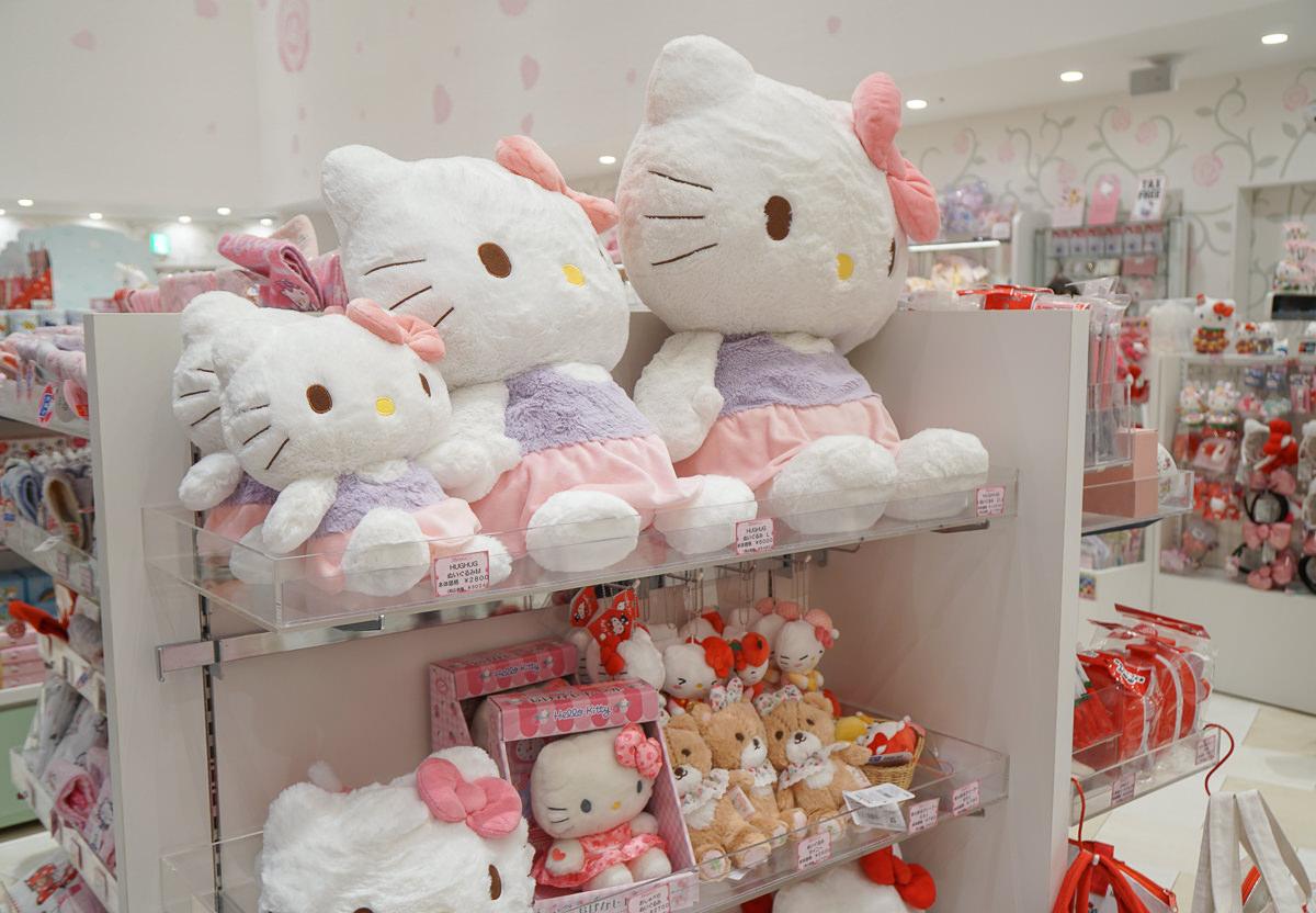 [東京自助]三麗鷗彩虹樂園-好玩好萌又好拍!Hello Kitty迷東京必去夢幻樂園 @美食好芃友