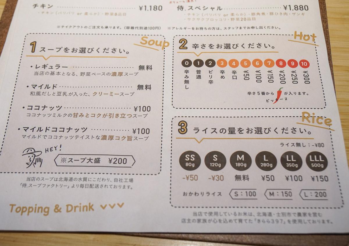 [東京美食推薦]Rojiurakaresamurai(下北澤店)-人氣排隊湯咖哩!tabelog高分平價美食 @美食好芃友