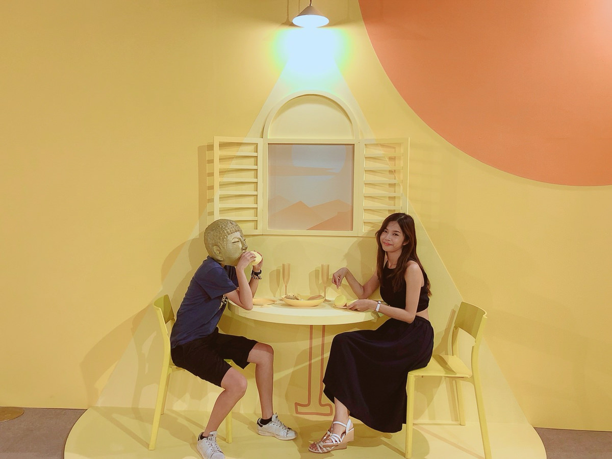 [高雄展覽]色廊展Color Gallery-網美必來超夯高雄IG打卡點!15種顏色X場景拍好拍滿 @美食好芃友