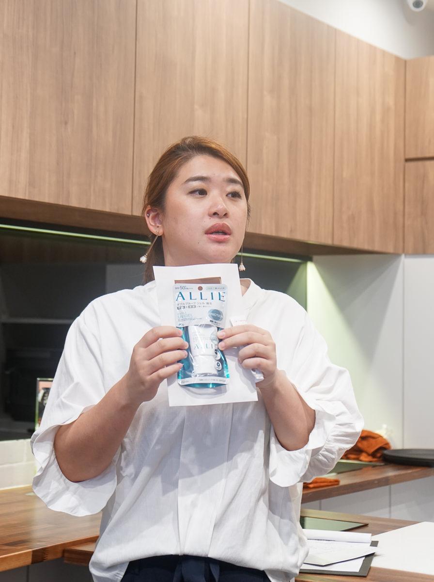 [高雄]奇可烘焙坊-夏日輕食美白講座!有吃又有拿的料理手作體驗~高雄烘焙教室推薦 @美食好芃友