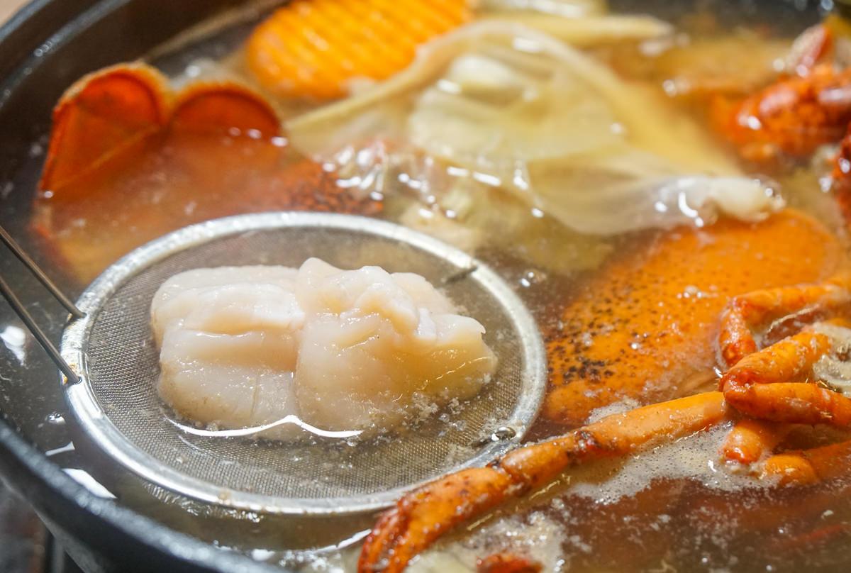[高雄]五本日本料理-巷仔內藏美食!老饕推薦超新鮮海陸龍蝦鍋 @美食好芃友