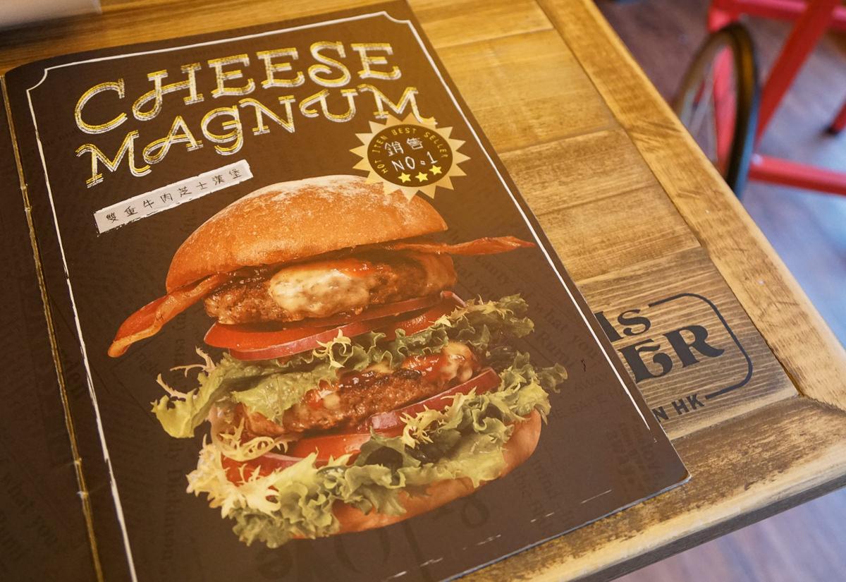 [高雄]MR & MS BURGER Taiwan-來自香港!肉厚多汁美味牛肉堡 @美食好芃友