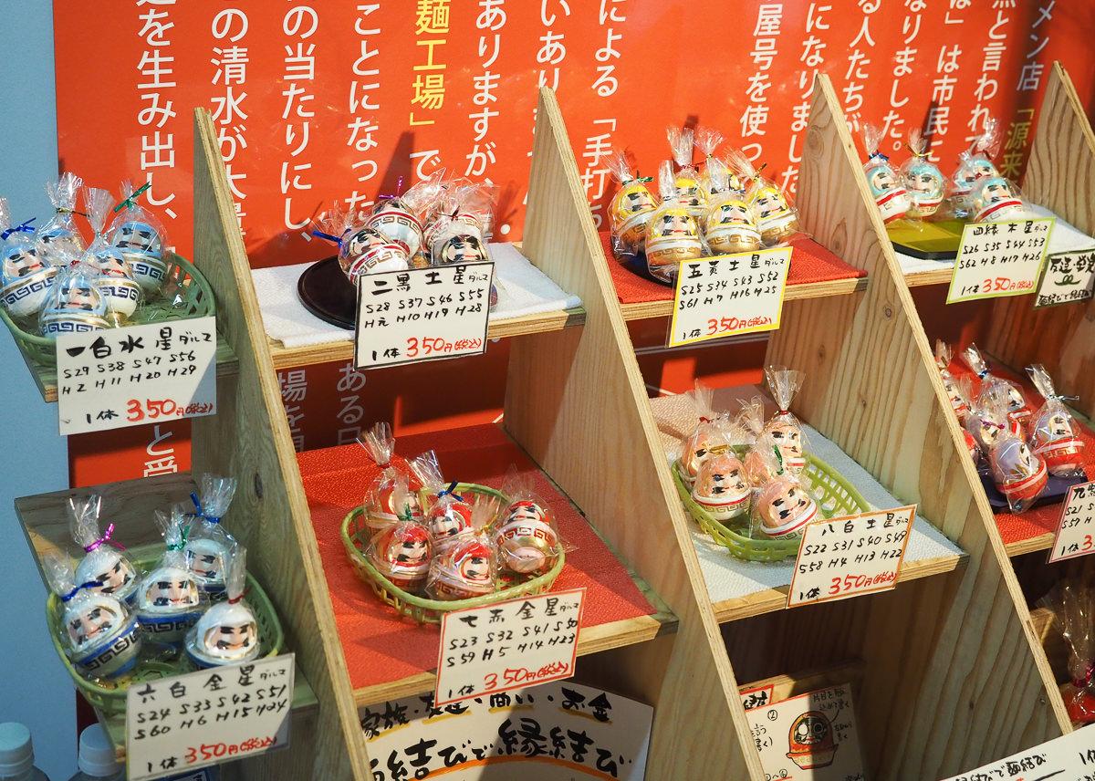 [福島美食推薦]喜多方拉麵神社-超特別拉麵主題神社~必吃醬油拉麵口味霜淇淋! @美食好芃友