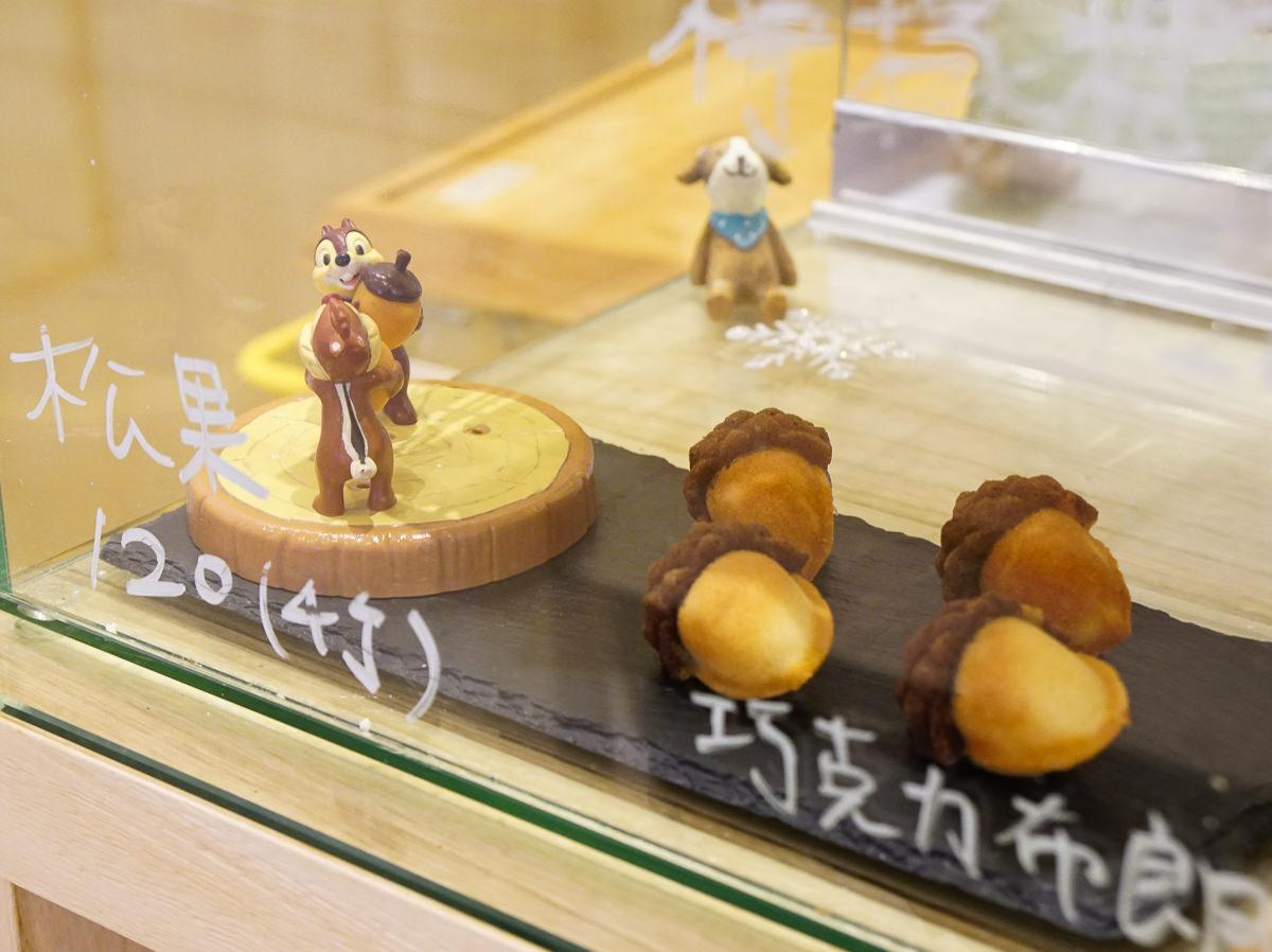 [高雄]單數收藏Singular Collection-百元初超萌核果蛋糕午茶!鹽埕區甜點秘境 @美食好芃友