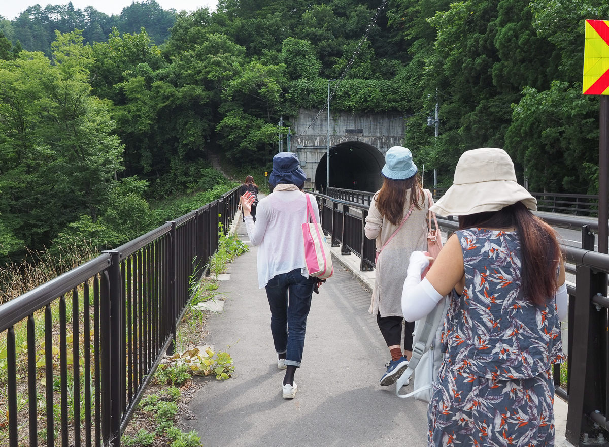 [福島景點推薦]奧會津只見線-攝影控鐵道迷必訪!東北絕美景色 @美食好芃友
