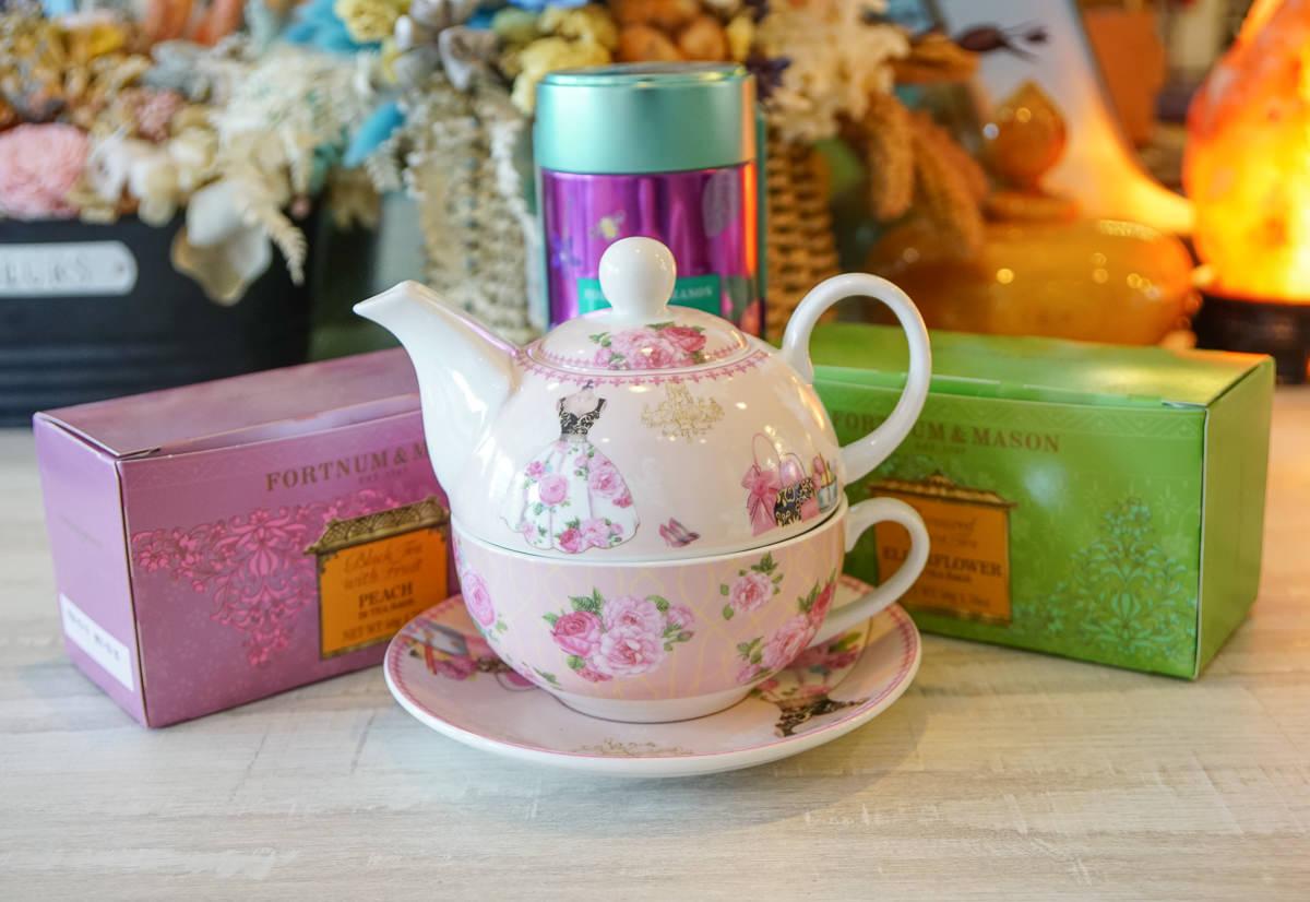 [高雄下午茶推薦]果菓森林-都市秘境!銅板價享唯美甜點下午茶 @美食好芃友