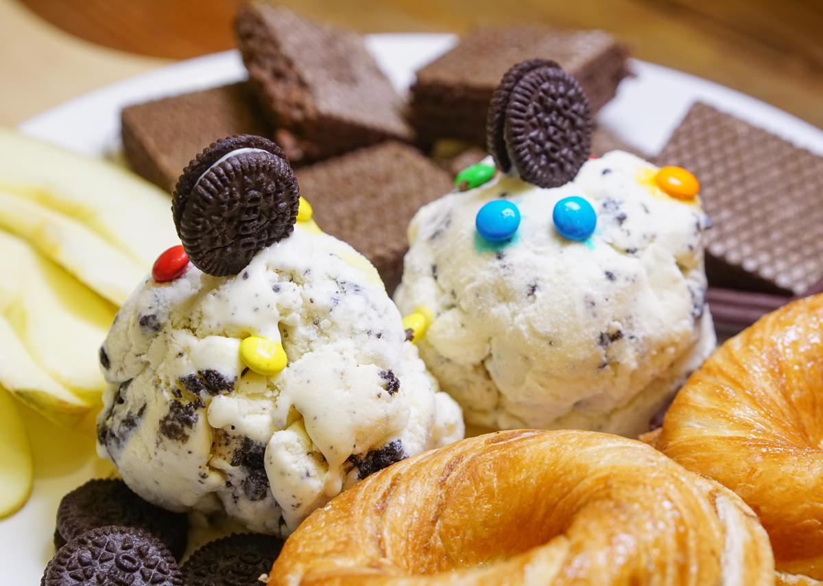 [高雄]療癒甜甜圈-顛覆你想像的平價多樣甜甜圈!超推椒麻雞和珍珠聖代 @美食好芃友