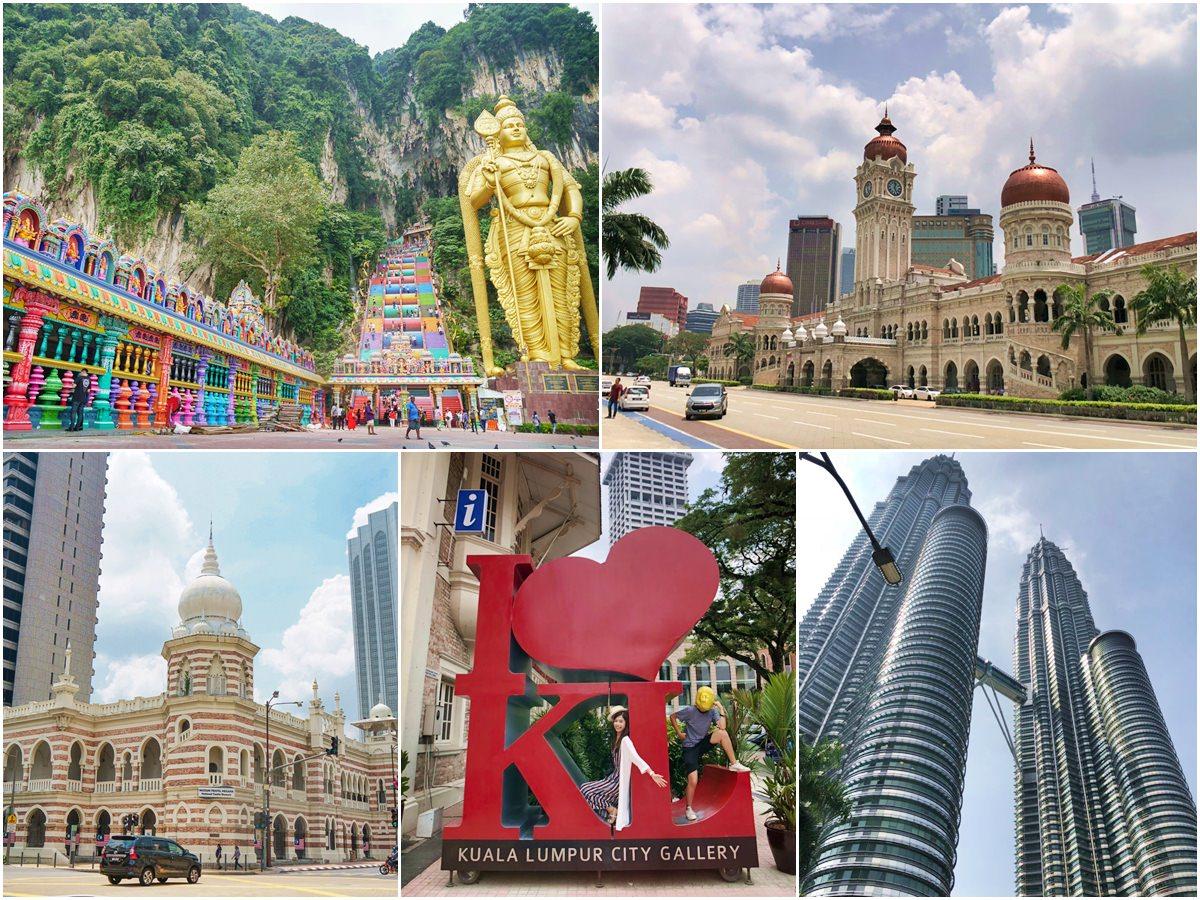 [馬來西亞包車推薦]kkday吉隆坡客製化包車半日遊~素質超好華人司機大推 @美食好芃友