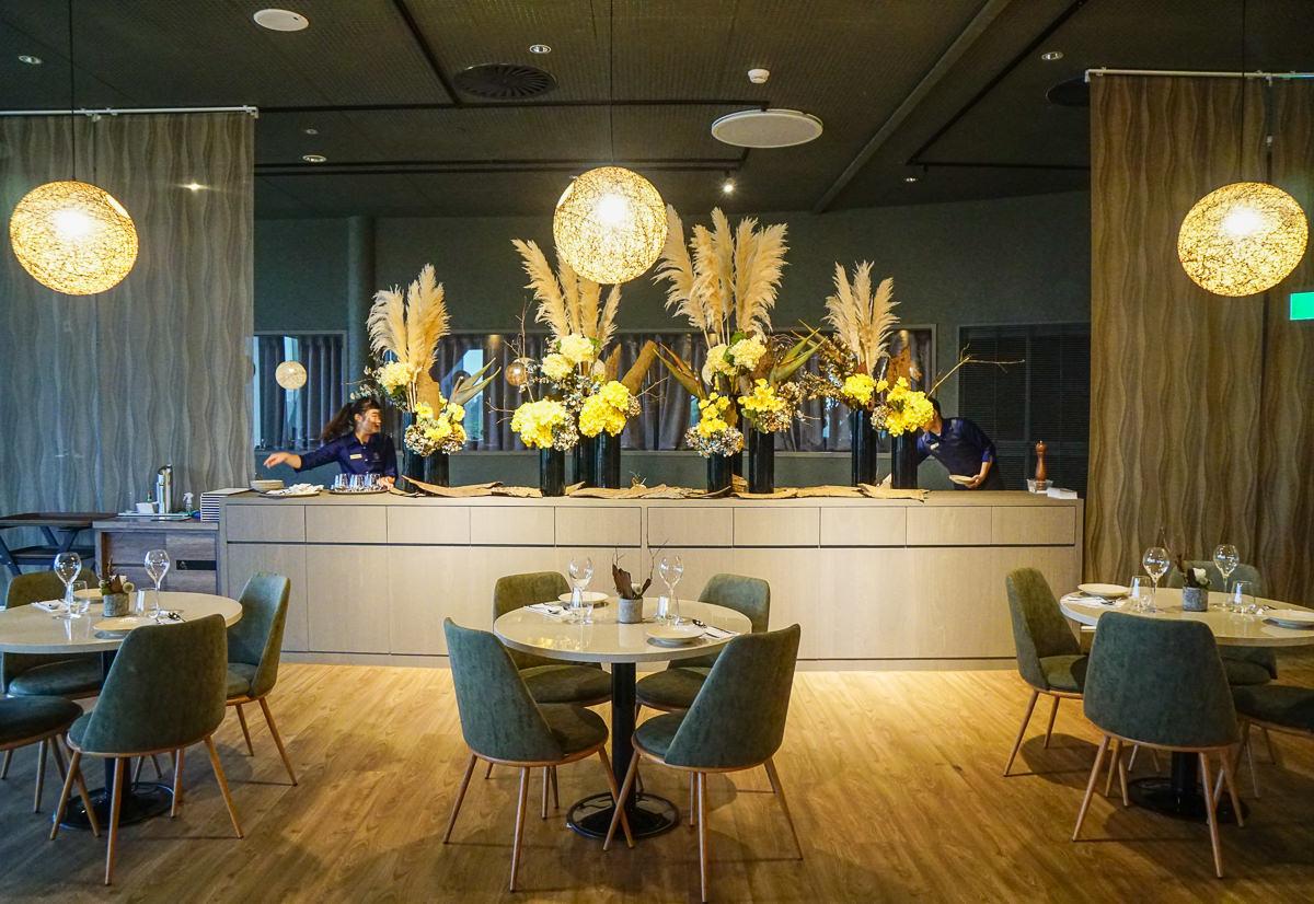 [高雄餐酒館推薦]STAGE 5-藝術精緻演繹!從前菜到主菜都驚喜不斷 @美食好芃友