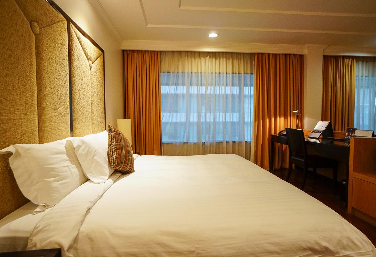 [馬來西亞住宿]吉隆坡宴賓雅酒店-雙子塔近在咫尺!C/P值超高吉隆坡市中心住宿 @美食好芃友