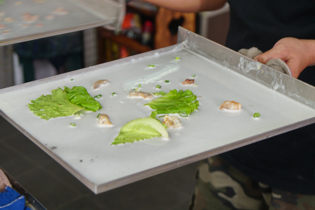 [高雄三民區美食]正宗廣東腸粉-銅板價大份量廣東腸粉!隱藏版庶民美食 @美食好芃友